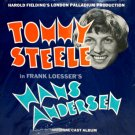 Hans Anderson - Original Cast Recording Soundtrack, Tommy Steele OST LP/CD