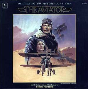 The Aviator - Original Soundtrack, Dominic Frontiere OST LP/CD