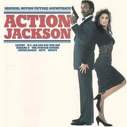 Action Jackson - Original Soundtrack, Vanity OST LP/CD