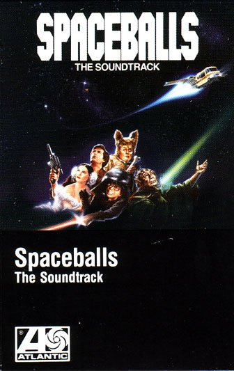 Spaceballs - Original Soundtrack, John Morris OST Tape/CD