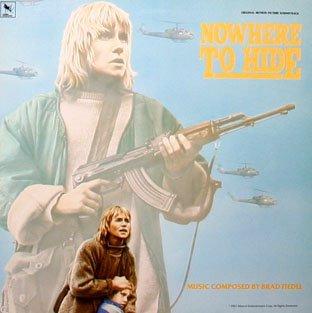 Nowhere To Hide - Original Soundtrack, Brad Fiedel OST LP/CD