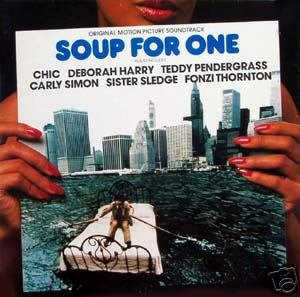 Soup For One - Original Soundtrack, Chic OST LP/CD