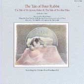 The Tale Of Peter Rabbit & More - Meryl Streep reads (CD 1988)