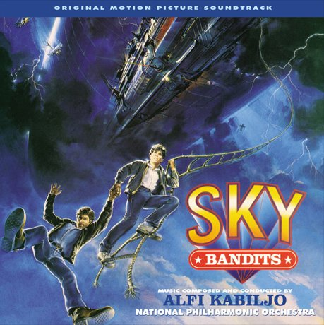 Sky Bandits - Original Soundtrack, Alfi Kabiljo OST / Varese Sarabande CD Club
