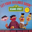Let Your Feelings Show - Original Sesame Street Soundtrack, Music & Sketches OST LP/CD