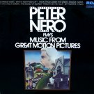 Peter Nero Plays Music from Great Motion Pictures - Soundtrack Collection LP/CD