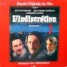 L'indiscretion - Original Soundtrack, Eric Semarsan OST LP/CD