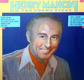The Theme Scene - Film & TV Soundtrack Collection, Henry Mancini conducts LP/CD