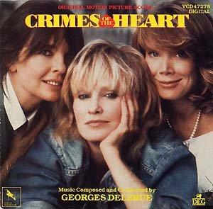 Crimes Of The Heart - Original Soundtrack, Georges Delerue OST LP/CD