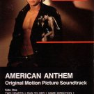 American Anthem - Original Soundtrack, Alan Silvestri OST Tape/CD