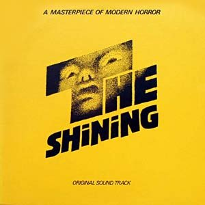 The Shining (1980) - Original Soundtrack, Wendy Carlos OST LP/CD