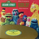 Sesame Street Gold - The Best Of Sesame Street, 2-Disc Soundtrack Collection LP/CD