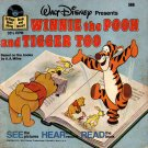 Walt Disney presents Winnie The Pooh and Tigger Too - See-Hear-Read Soundtrack & Book EP/CD