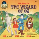 The Story of The Wizard Of Oz - See-Hear-Read Soundtrack & Book EP/CD