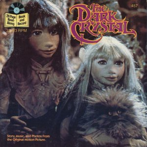 The Dark Crystal - See-Hear-Read Soundtrack & Book EP/CD