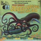 Walt Disney's 20,000 Leagues Under The Sea - See-Hear-Read Soundtrack & Book EP/CD