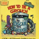 Sesame Street's How To Be A Grouch - Look-Listen-Learn Soundtrack & Book EP/CD