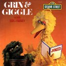 Grin & Giggle with Big Bird - Sesame Street Soundtrack LP/CD and