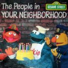 The People In Your Neighborhood - Sesame Street Soundtrack LP/CD