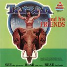 Tarzan and His Friends - See-Hear-Read Soundtrack & Book EP/CD