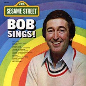Bob Sings! - Original Sesame Street Soundtrack, Bob McGrath LP/CD