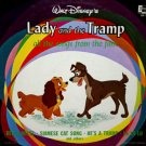 Lady and the Tramp - All The Songs From the Film, Walt Disney Soundtrack LP/CD