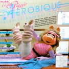 Miss Piggy's Aerobique - Original Muppet Soundtrack, Frank Oz LP/CD