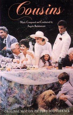 Cousins - Original Soundtrack, Angelo Badalamenti OST Tape/CD