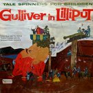 Gulliver In Lilliput - Tale Spinners For Children Series LP/CD