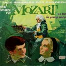 The Story Of Mozart - Tale Spinners For Children Series LP/CD