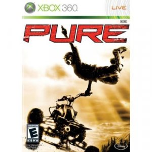 Pure - XBOX 360 Video Game (ATV Racing by Disney)