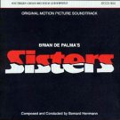 Sisters - Original Soundtrack (CD 1985) Bernard Herrmann OST