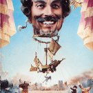 The Adventures Of Baron Munchausen - Original Soundtrack, Michael Kamen OST Tape/CD