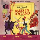 Walt Disney's story of Babes In Toyland - See-Hear-Read Soundtrack & Book EP/CD