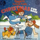 Raggedy Ann & Andy Christmas - See-Hear-Read Soundtrack & Fun Book EP/CD