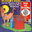 Scooby Doo And The Mystery Of The Ghost In The Doghouse - Peter Pan Book & Record EP/CD