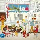 Let's Learn About Food - The Children's Hour Singers, Fiona Jamieson LP/CD