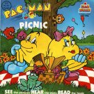 Pac-Man Picnic - Kid Stuff See-Hear-Read Book & Record EP/CD