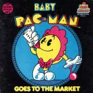 Baby Pac-Man Goes To The Market - Kid Stuff See-Hear-Read Book & Record EP/CD