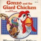 Gonzo And The Giant Chicken - See-Hear-Read Soundtrack, Muppets EP/CD