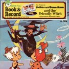 Pebbles And Bamm-Bamm and The Friendly Witch - The Flintstones Book & Record EP/CD