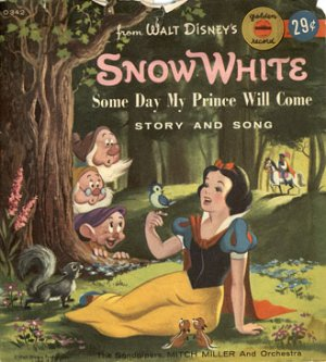 Walt Disney S Snow White Story Amp Song Original