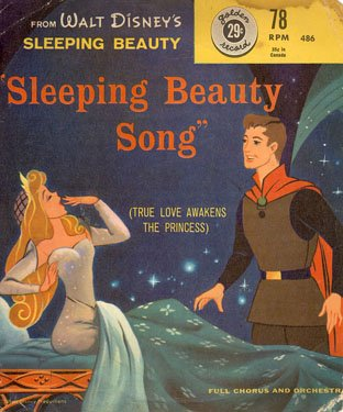Walt Disney's Sleeping...