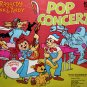 Raggedy Ann & Andy Pop Concert - Music Collection Soundtrack LP/CD