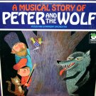 A Musical Story of Peter And The Wolf - Peter Pan Story Soundtrack LP/CD