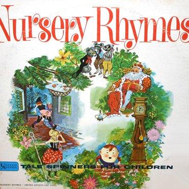 Nursery Rhymes - Tale Spinners For Children Series LP/CD