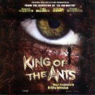 King Of The Ants - Original Soundtrack (CD 2003) Bobby Johnston OST