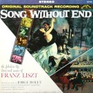 Song Without End - Original Soundtrack, Franz Liszt OST LP/CD