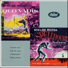 Quo Vadis / Spellbound / The Red House - Soundtrack Collection, Miklos Rozsa LP/CD
