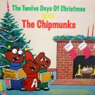 The Twelve Days Of Christmas - Alvin & The Chipmunks, Holiday Music Collection LP/CD